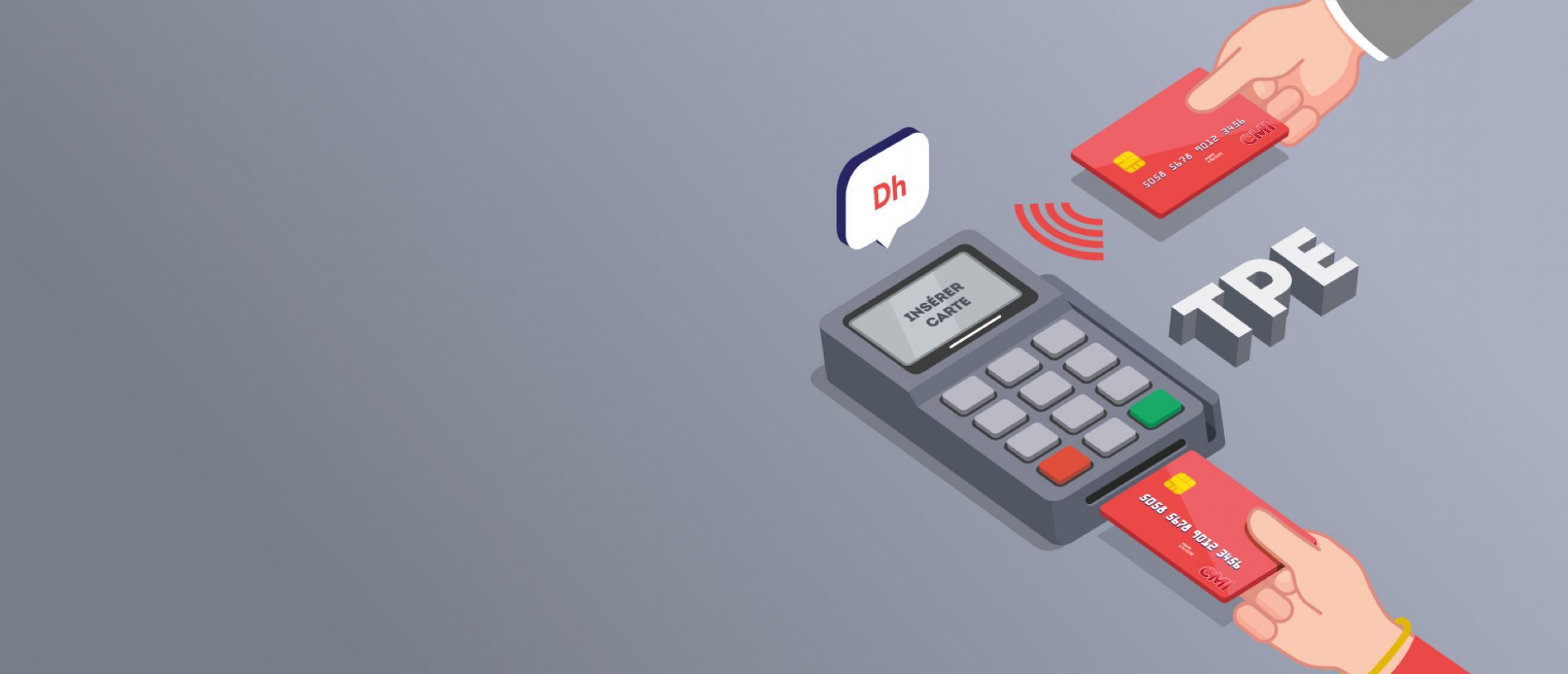 Terminaux de paiement TPE