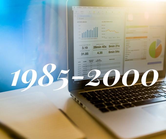 1985 - 2000